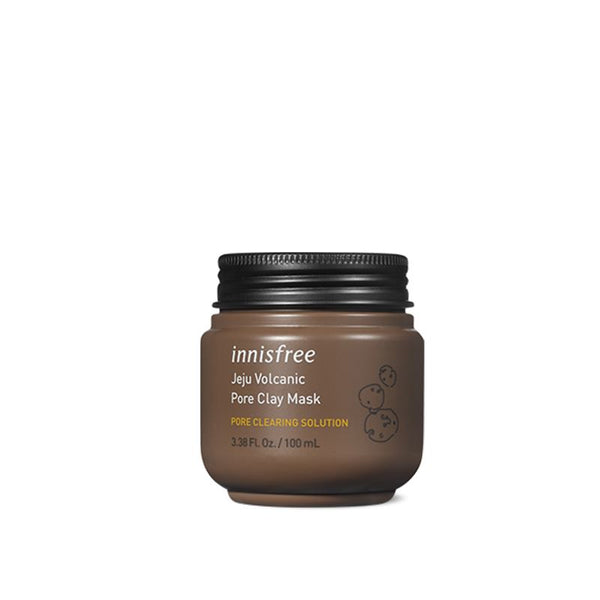 Jeju Volcanic Pore Clay Mask (100ml) innisfree