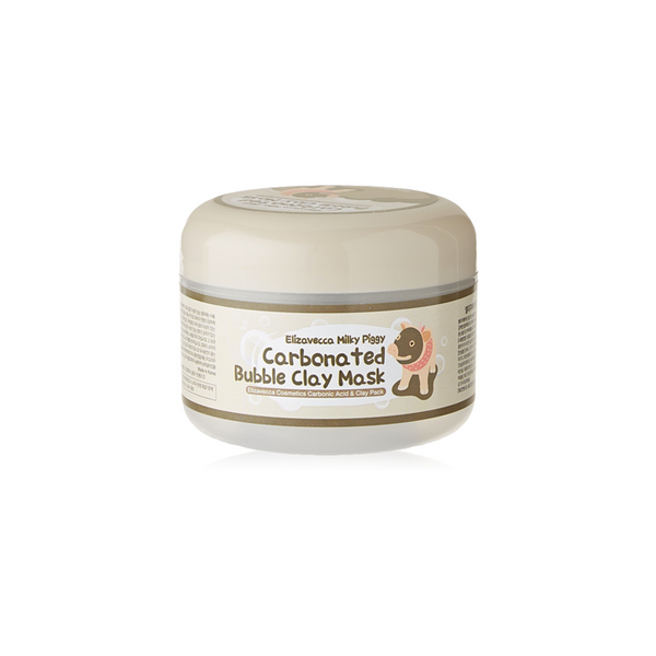 Milky Piggy Carbonated Bubble Clay Mask - (100ml)
