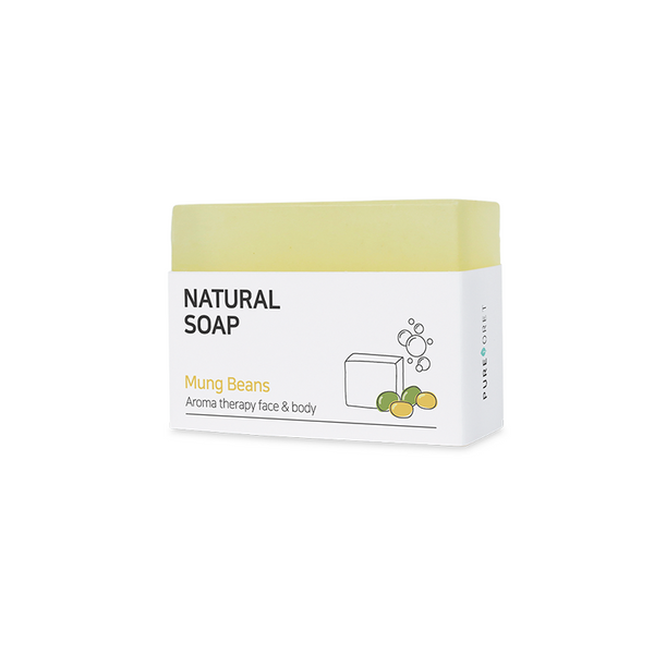 Mung Beans Natural Soap (90g)