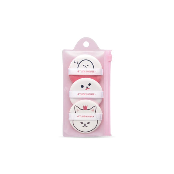 My Beauty Tool Funny Air Puff Bundle (3ea) ETUDE HOUSE