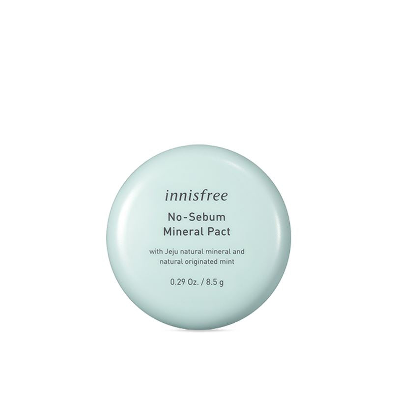 No-Sebum Mineral Pact (8.5g) innisfree