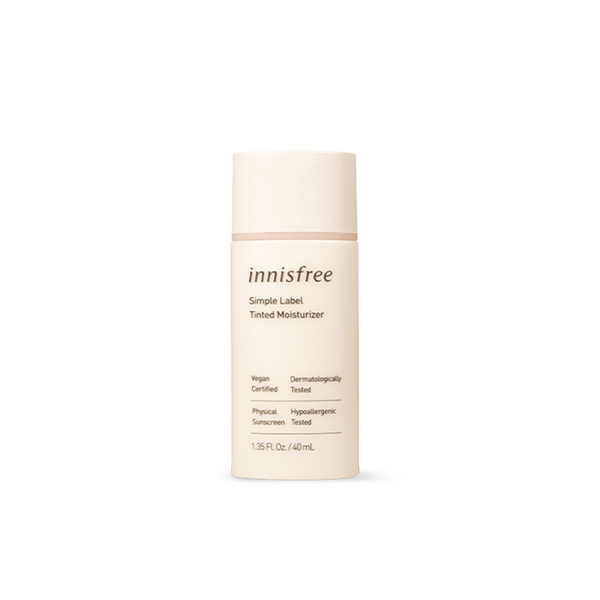 Simple Label Tinted Moisturizer (40ml)