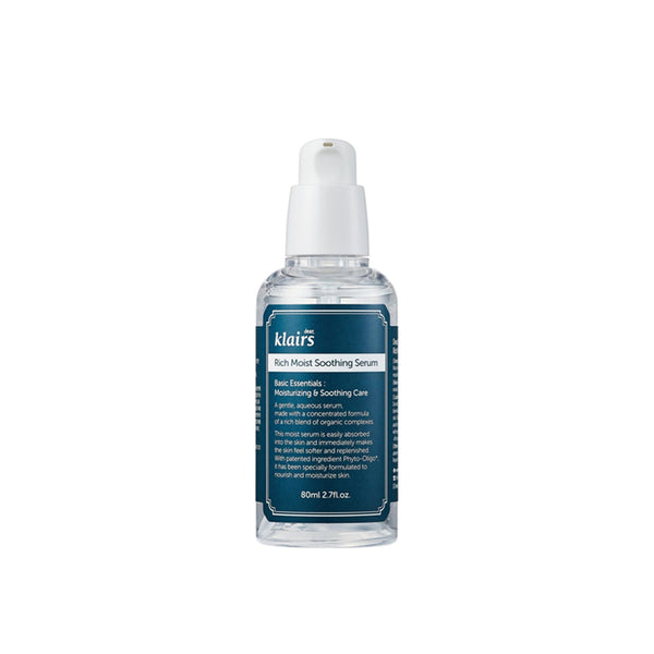 Rich Moist Soothing Serum (80ml)