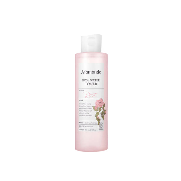 Rose Water Toner (250ml)