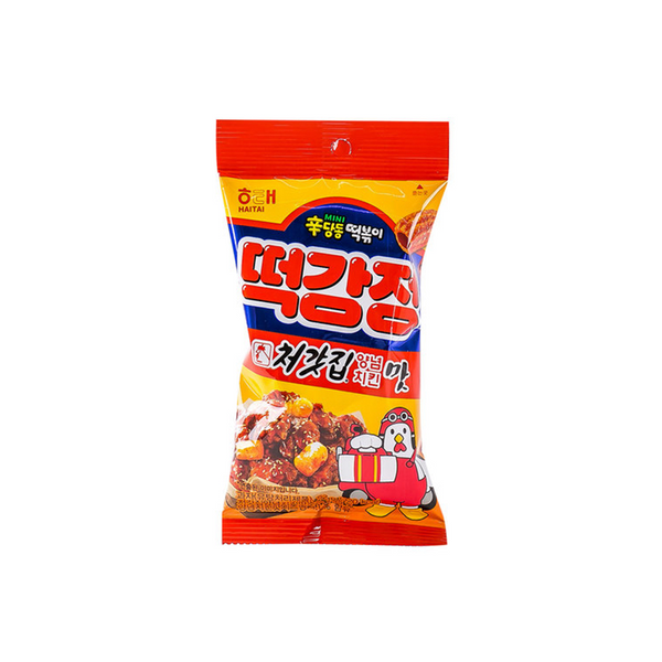 Sindangdong Tteokbokki Mini (62g)_Korean Spicy Chicken Flavor