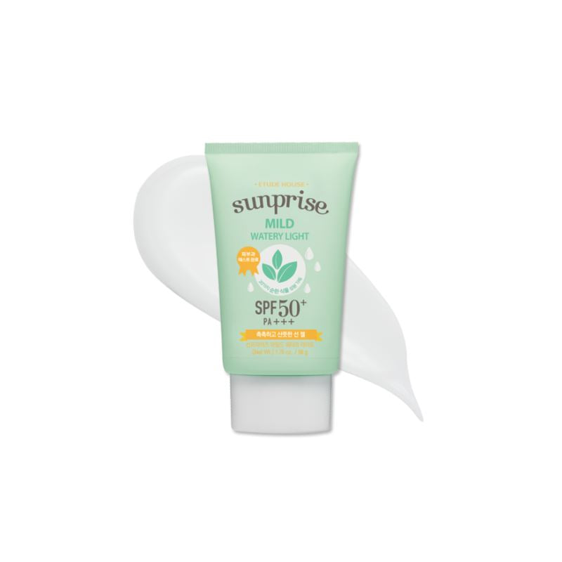 Sunprise Mild Watery Light SPF 50+/PA+++ (50g) ETUDE HOUSE