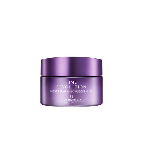 Time Revolution Night Repair Ampoule Cream 5X (50ml)