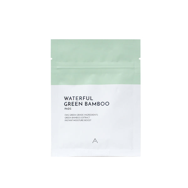 Waterful Green Bamboo Pads Mini (20ea)