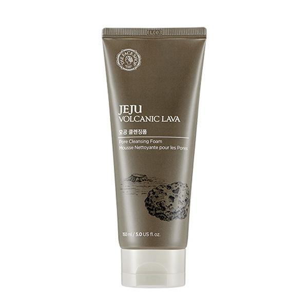 JeJu Volcanic Lava Pore Cleansing Foam (150ml)