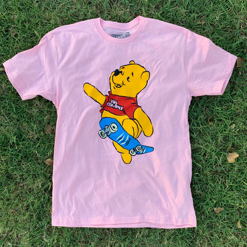 Pooh Comply Tee (Light Pink)