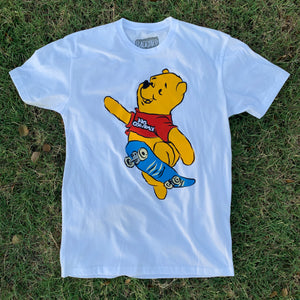 Pooh Comply Tee (White)