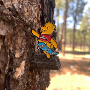 Pooh Comply Pin