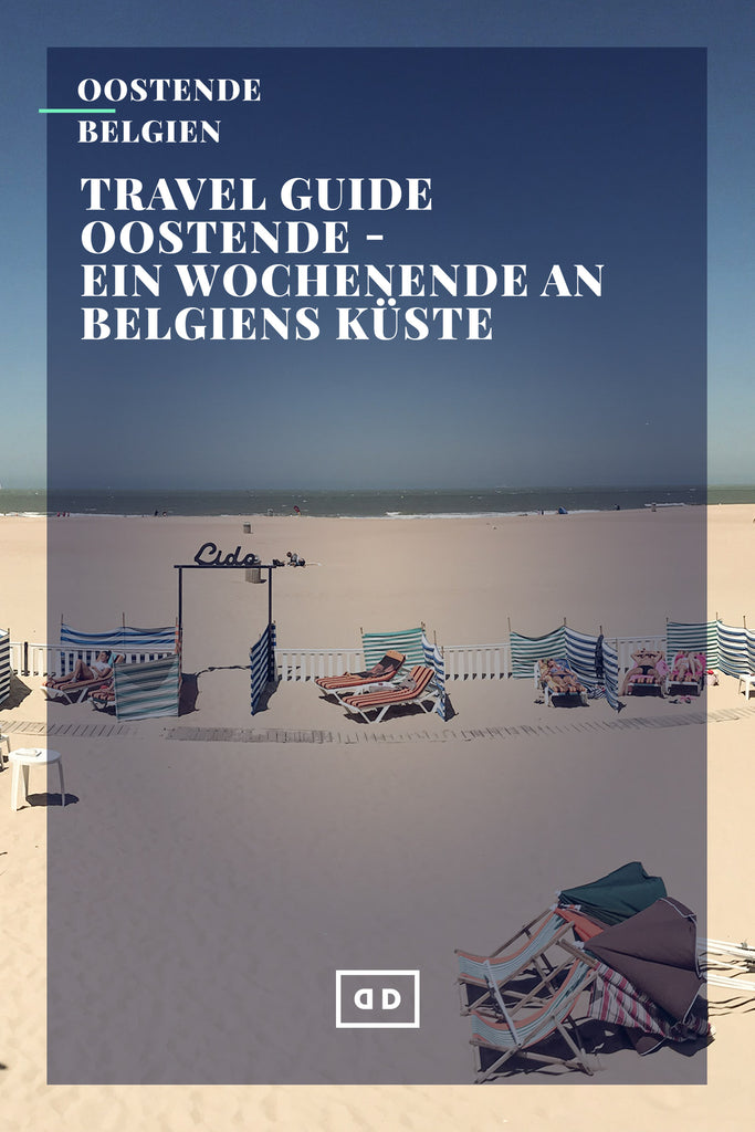 Travel Guide Oostende