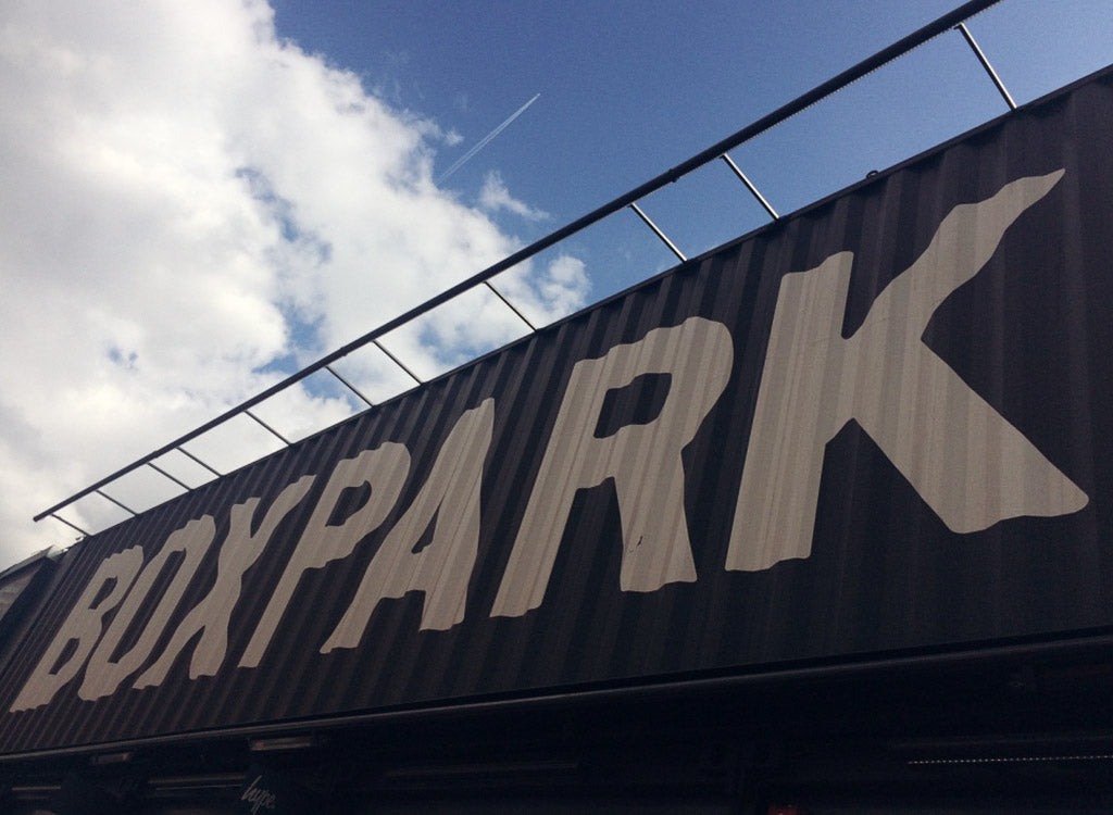 DAINTY DYSTOPIA - TravelGuide-London-Shoreditch-Boxpark