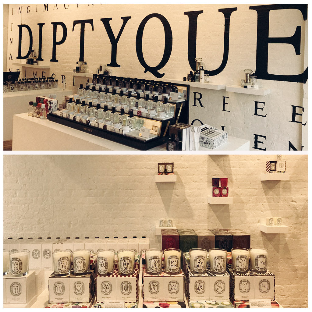 DAINTY DYSTOPIA - TravelGuide-London-Shopping-Diptyque-Shoreditch