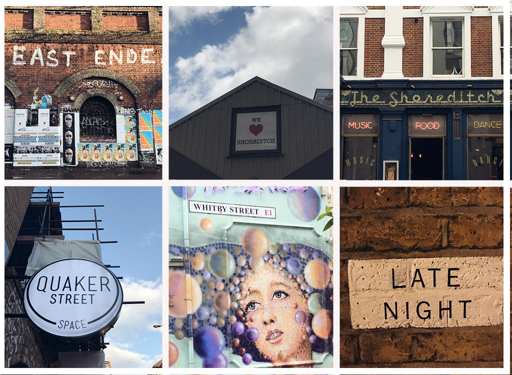 DAINTY DYSTOPIA - TravelGuide-London-Shoreditch-Impressionen-Streetart