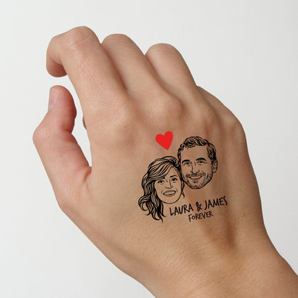 tattoo wedding favors for guests