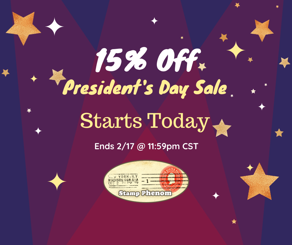 Presidents Day Sale Ends Feb 17