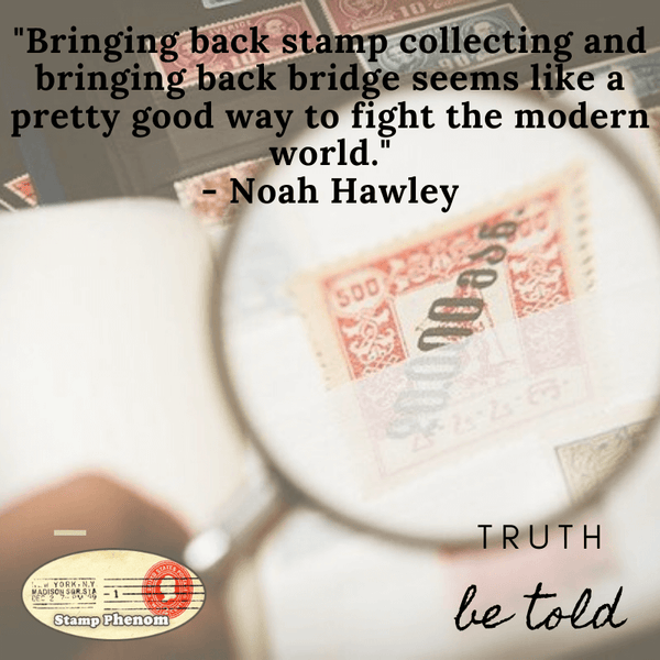 Truth Be Told... by Noah Hawley