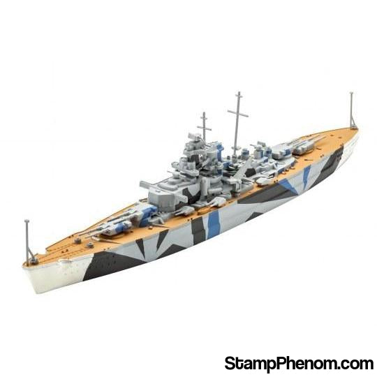 Revell Germany - Tirpitz 1:1200-Model Kits-Revell Germany-StampPhenom