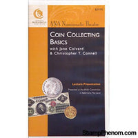 ANA Coin Collecting Basics-Coin DVD's and Software-Advision-StampPhenom