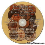 Basic Rules for Collecting Early American Coppers-Coin DVD's and Software-Advision-StampPhenom