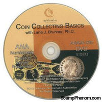 Coin Collecting Basics-Coin DVD's and Software-Advision-StampPhenom