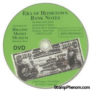 Era of Hometown Bank Notes-Coin DVD's and Software-Advision-StampPhenom