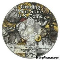 Grading Mint-State U.S. Coins-Coin DVD's and Software-Advision-StampPhenom