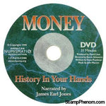 Money: History in your hands-Coin DVD's and Software-Advision-StampPhenom