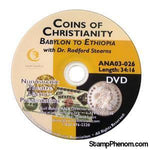 Coinage of Christianity: From Babylon to Ethiopia-Coin DVD's and Software-StampPhenom-StampPhenom