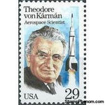 United States of America 1992 Theodore von Karman-Stamps-United States of America-Mint-StampPhenom