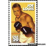 United States of America 1993 Joe Louis-Stamps-United States of America-Mint-StampPhenom