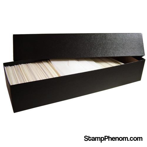 Glassine Storage #3 Box - Holds 2-14x4 5/8x2 3/4-Glassine Storage Box-NA-StampPhenom