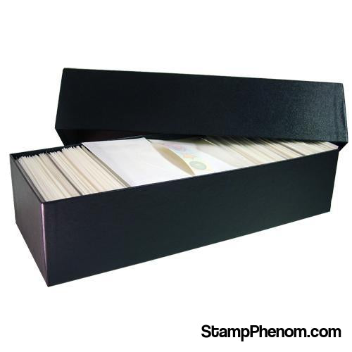 Glassine Storage #4 Box - Holds 14x5.25x3.50 glassine-Glassine Storage Box-NA-StampPhenom