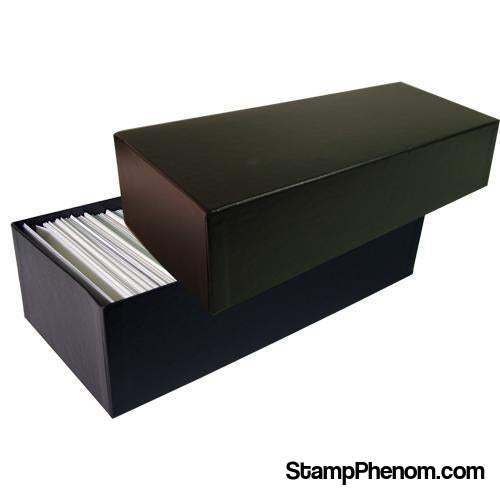 Glassine Storage #5 Box - Holds 3 1/2 x 6 Glassines-Glassine Storage Box-NA-StampPhenom