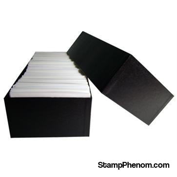 Glassine Storage #6 Box - 14 x 6 7/8 x 4 Holds 14 x 6 7/8 x 4 Glassines-Boxes-OEM-StampPhenom