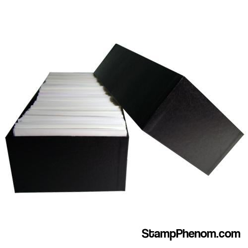 Glassine Storage #6 Box - 14 x 6 7/8 x 4 Holds 14 x 6 7/8 x 4 Glassines-Glassine Storage Box-NA-StampPhenom