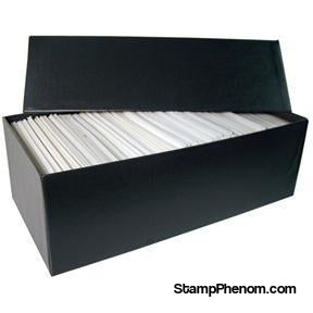 Glassine Storage #7 Box - Holds 4 1/2 x 6 5/8 Glassines-Boxes-OEM-StampPhenom