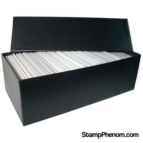 Glassine Storage #7 Box - Holds 4 1/2 x 6 5/8 Glassines-Glassine Storage Box-NA-StampPhenom