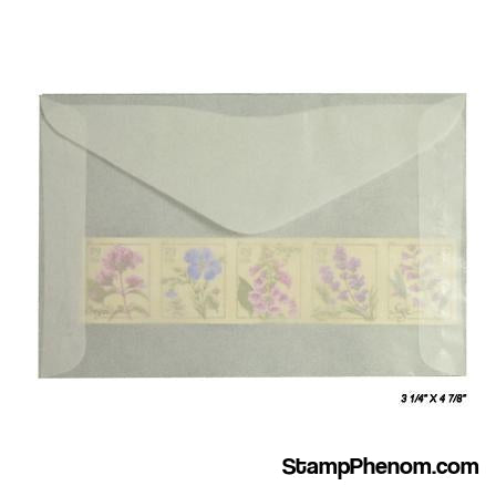 #4 Glassine Envelopes-Glassines-Guardhouse-100-StampPhenom
