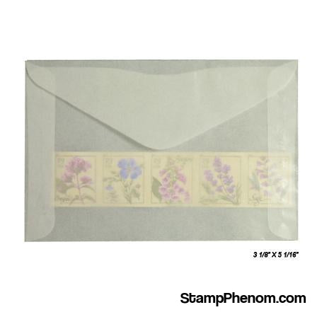 #4.5 Glassine Envelopes-Glassines-Guardhouse-100-StampPhenom