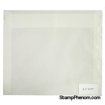 #12 Glassine Envelopes-Glassines-Guardhouse-100-StampPhenom