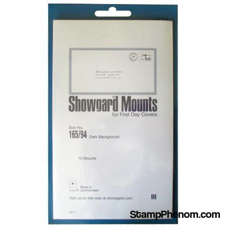 165/94 - First Day Cover-Mounts & Cutters-Showgard-StampPhenom