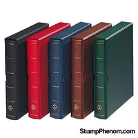 Vario-F, 3 Ring Binder and Slip Case - Black-Binders & Sheets-Lighthouse-StampPhenom