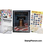 Independence Stamp Kit (US)-Albums-HE Harris & Co-StampPhenom
