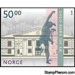 Norway 2019 Oslo Stock Exchange Bicentenary-Stamps-Norway-Mint-StampPhenom