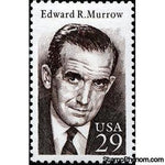 United States of America 1994 Edward R. Murrow-Stamps-United States of America-Mint-StampPhenom