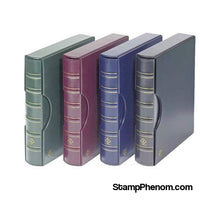 Grande-Classic, 3 Ring Binder and Slip Case - Red-Binders & Sheets-Lighthouse-StampPhenom