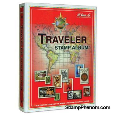 Traveler Blank Binder-Binders & Sheets-HE Harris & Co-StampPhenom